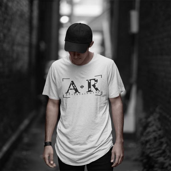 A.R TEE (WHITE)