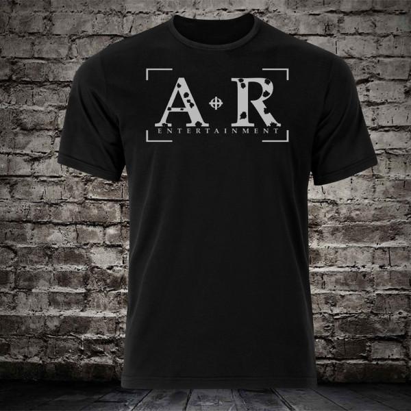 A.R. Black T-Shirt